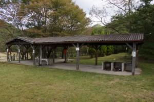 奥山キャンプ場 炊事場