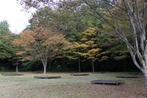 早島ふれあいの森公園 テントサイト (2)