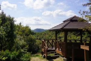 倉敷美しい森休憩舎