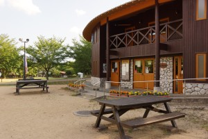 市ノ池公園 リーフハウス