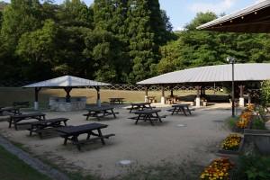 市ノ池公園 バーベキューサイト