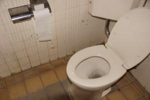 鴨池キャンプ場 トイレ (2)