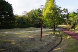 東条健康の森 テントサイト (4)