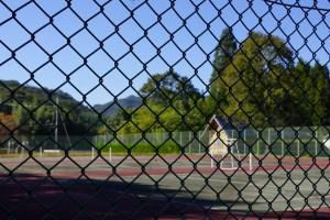 伊丹野外活動センター テニスコート