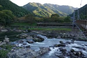 川代公園 篠山川 (3)