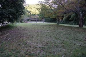 川代公園 テントサイト (2)