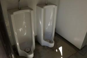 伊丹野外活動センター テントサイトトイレ