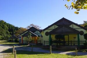 三田市野外活動センター キャビン
