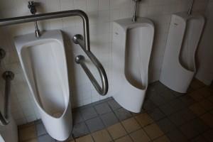 鴨池キャンプ場 トイレ