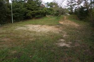 鴨池キャンプ場 テントサイト