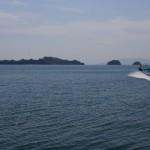 黒島-牛窓港沖-
