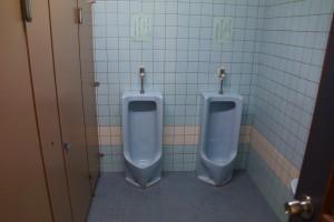 布都美林間学校 トイレ