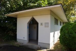 萩の丘公園 トイレ