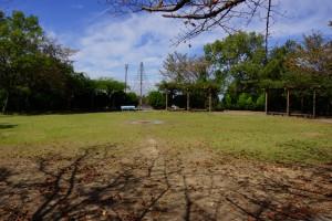 萩の丘公園 キャンプファイヤー場