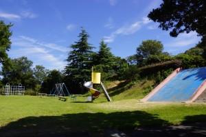 萩の丘公園 遊具広場