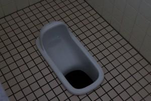 大川山キャンプ場 トイレ