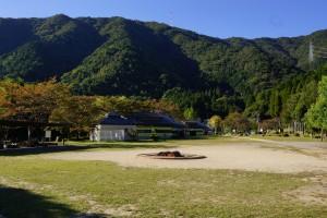 三田市野外活動センター キャンプファイヤー場