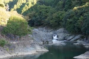 川代公園 篠山川 (2)