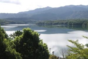 大川山from満濃池