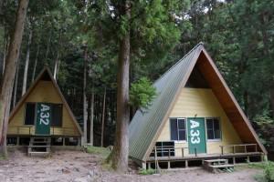 ユニトピアささやま 第1キャンプ場