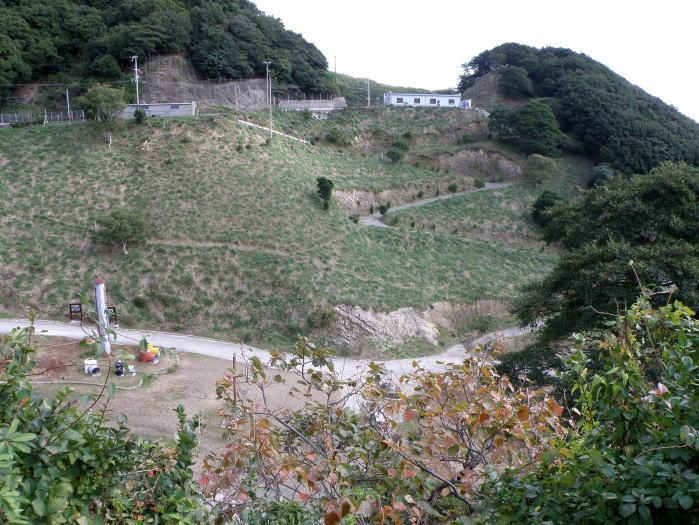 立川水仙峡入口
