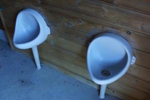 高鉢山キャンプ場 トイレ