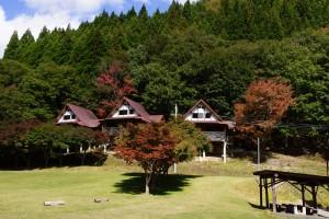 くるみの里キャンプ場 コテージ (3)
