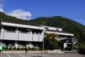 波賀不動滝公園 高砂の家