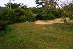 鴨池キャンプ場 テントサイト (3)