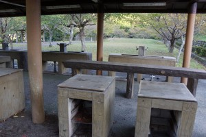 川代公園 炊事場
