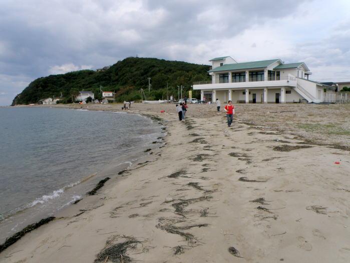 新五色浜県民サンビーチ