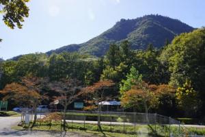 羽束山from伊丹野外活動センター