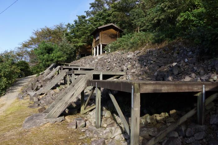 高鉢山キャンプ場