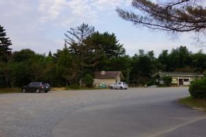 鴨池キャンプ場 駐車場 (2)