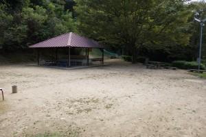 畔田キャンプ場 炊事広場