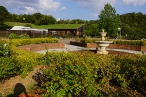 市ノ池公園 洋風庭園