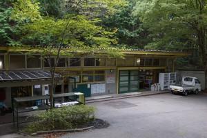 ユニトピアささやま 第1キャンプ場 管理棟