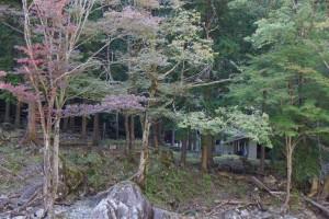 福知渓谷キャンプ場