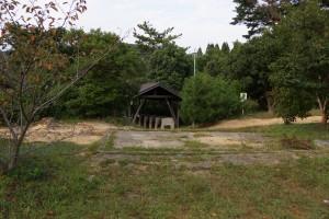 鴨池キャンプ場 テントサイト (2)