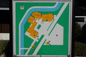 波賀高砂の家付近 現地案内板