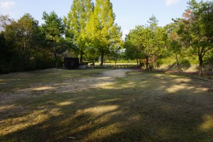 東条健康の森 テントサイト (3)