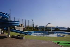 いきなスポレク公園 屋外プール