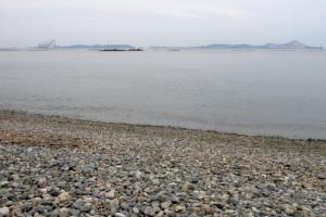 家島諸島from丸山海岸