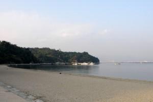 包ヶ浦自然公園ビーチ