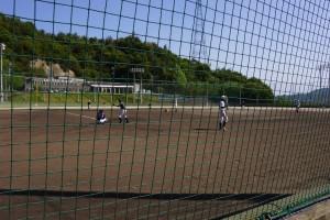 いきなスポレク公園 野球場