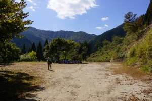 みなもとの森公園 オートサイト